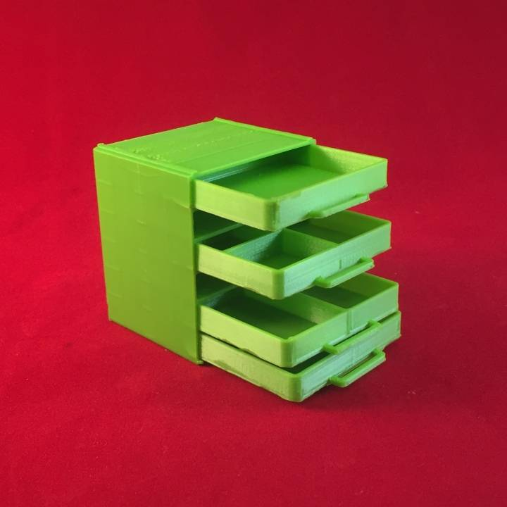 Stackable Parts Tray
