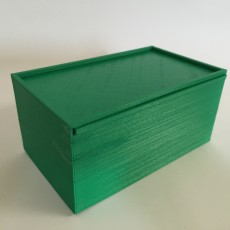 Picture of print of Storage Box with Sliding Lid