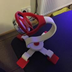 Picture of print of Bob, the Alien Robolamp