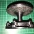 Engineer's Birdbath Candle Holder image