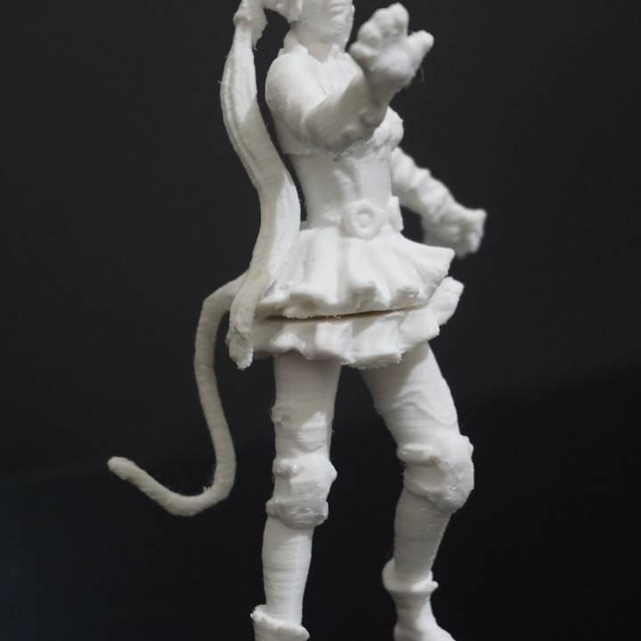 Lucky Chloe,  Tekken 7 Figure