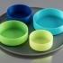 Customizable Round Trays image