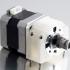 Geared Nema 17 Clamp image