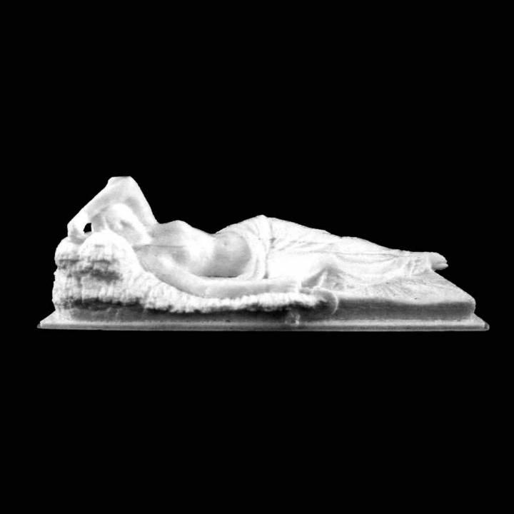 Sleeping Reaper at The Ny Carlsberg Glyptotek, Copenhagen
