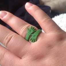 Hug Me Ring (Autism-Friendly)