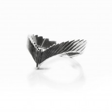 Falcon Wing Ring
