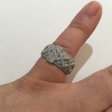 Norse 'Ansuz' Ring