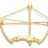 Compound Bow Pendant image