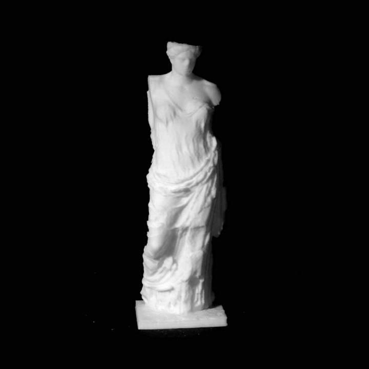 "Aphrodite, called ""Hera Borghese"" at The Ny Carlsberg Glyptotek, Copenhagen"