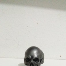 Picture of print of Skull Ring This print has been uploaded by Paulo Tomio