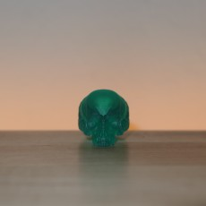 Picture of print of Skull Ring This print has been uploaded by victor dominguez