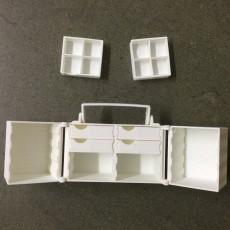 Portable Drawer Unit