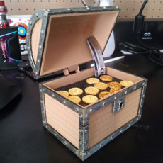 Picture of print of Mini Treasure Chest