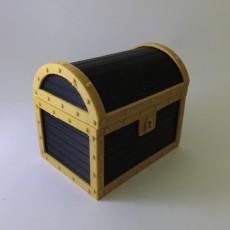 Picture of print of Mini Treasure Chest