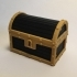Treasure Chest Ring Box primary image