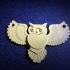 Barney, the Data Owl Pendant image