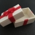 Giftwrapped Ring Box image