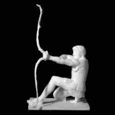 Archer for the East Pediment of the Temple of Aphaia