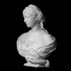 Countess Armand at The Ny Carlsberg Glyptotek, Copenhagen