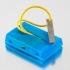 Surfboard Leash Key Pocket image