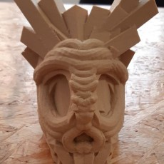 Picture of print of Skully // VR Sculpt