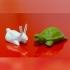 Tortoise + Hare // VR Sculpts image