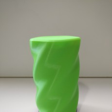 Picture of print of 5-Sided Twist Container This print has been uploaded by Andrei Flores