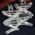 DNA Double Helix Earrings image