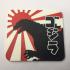'Gojira' Coaster image