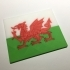 Wales Flag Coaster / Plaque primary image