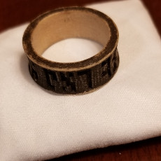Picture of print of Ancient Wisdom Ring