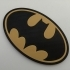 Batman Coaster / Plaque image