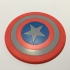 Captain America Shield Coaster / Plaque primary image
