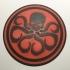 HYDRA Logo Coaster image