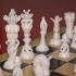 Chess Set // VR Sculpt image