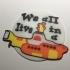 The Beatles Yellow Submarine Coaster image