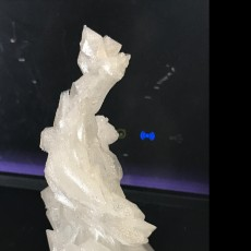Picture of print of 3D Printing Industry Awards Low Poly Trophy