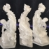 3D Printing Industry Awards Low Poly Trophy print image