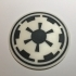 Star Wars Imperial Coaster / Plaque image