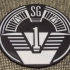Stargate SG-1 Patch Coaster / Plaque primary image