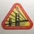 Starfleet Academy Logo Coaster / Plaque image