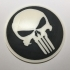 The Punisher Coaster / Plaque image
