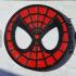 Spider Man Coaster / Plaque print image