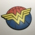 Wonder Woman Coaster / Plaque image