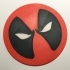 Deadpool Coaster / Plaque image