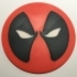 Deadpool Coaster / Plaque primary image