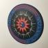 Star Wars Rogue Squadron Unit Patch Coaster / Plaque image