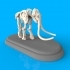 Mammoth Fossil // VR Sculpt image