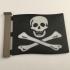 Pirate Flag Coaster / Plaque image