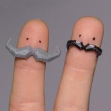 Lil'Hats'N'Stuff : Handle Bar Mustache